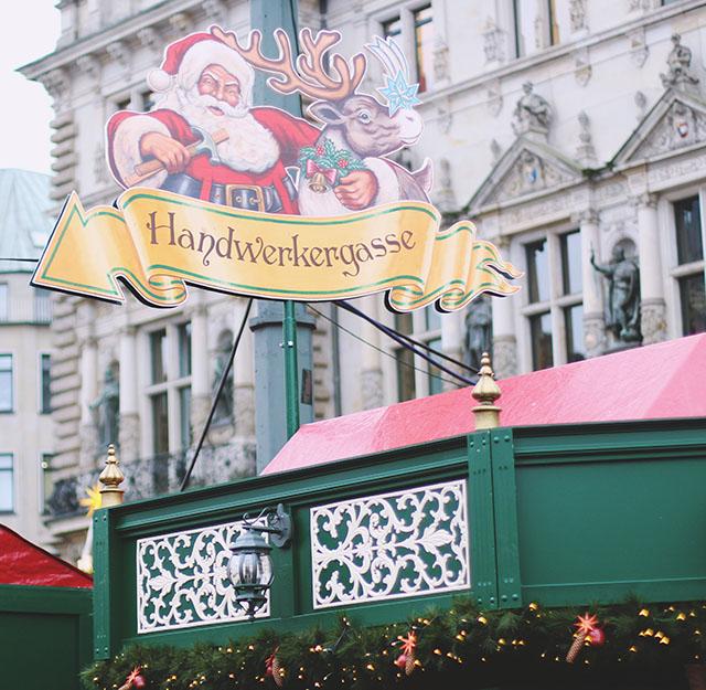 Handwerk Hamburg Weihnachtsmarkt