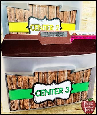 Wooden Shiplap Classroom Labels