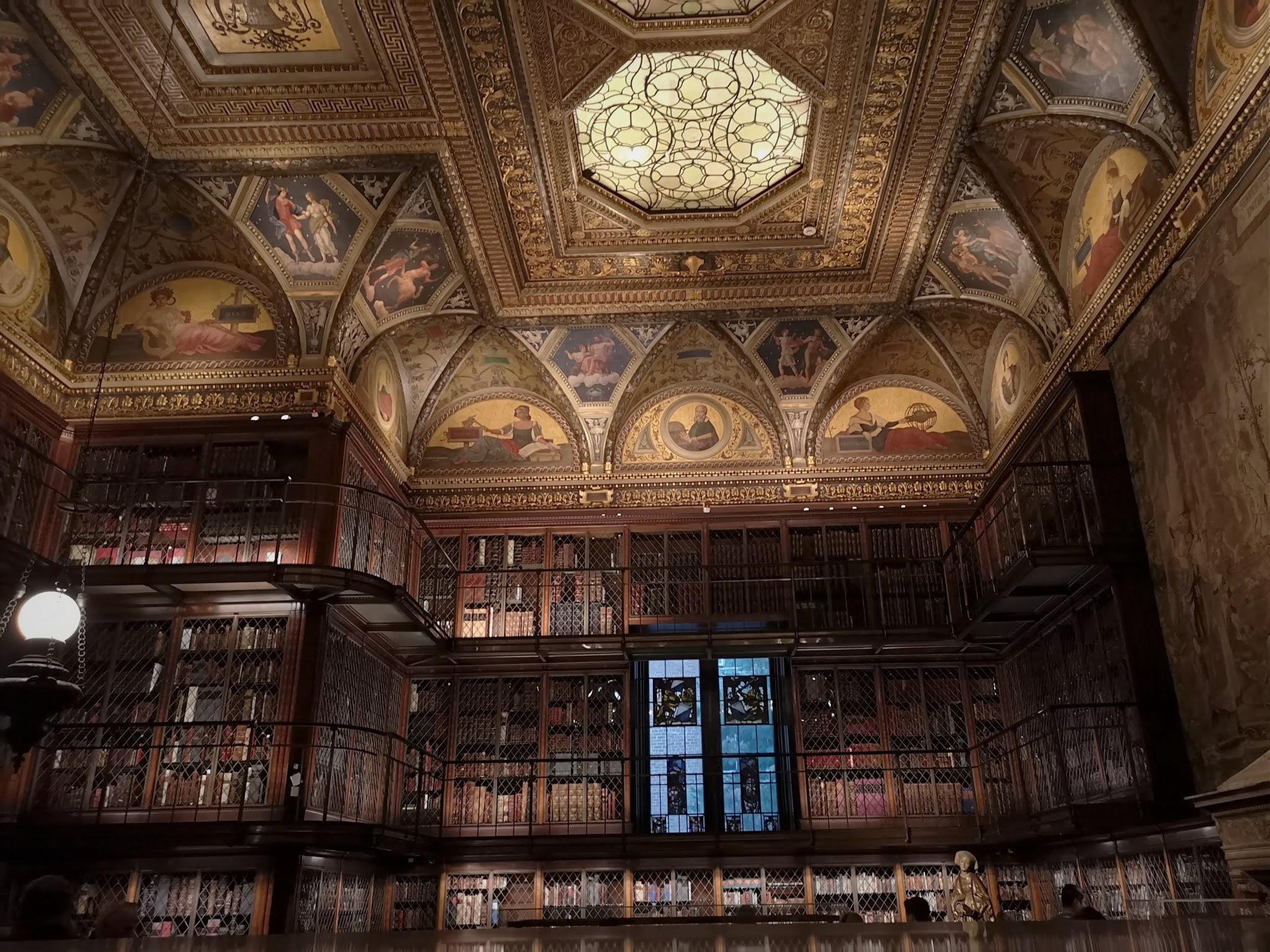 Morgan Library & Museum, New York City