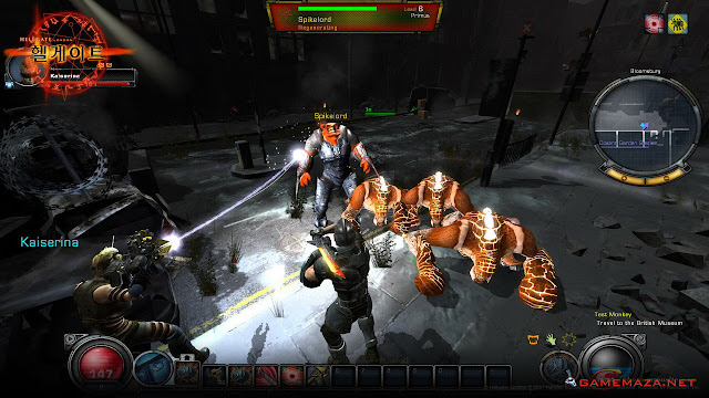 Hellgate London Gameplay Screenshot 1
