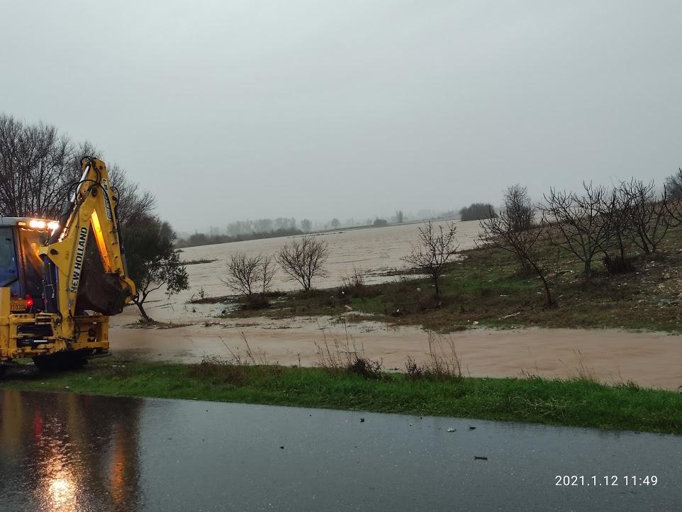ΥΠΑΑΤ: Άμεση καταγραφή και αποζημιώσεις για τις καταστροφές στη Θράκη
