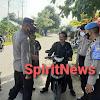 Polsek Polsel Terus Lakukan Operasi Yustisi Penggunaan Masker