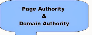 page authority and domain authority factors
