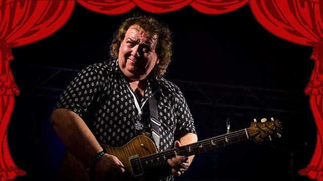 Ο κιθαρίστας Bernie Marsden