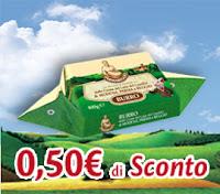 Logo Buoni sconto Parmareggio per Burro e Petali di Parma