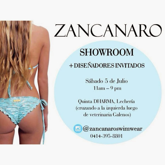 [Eventos] Showroom Zancanaro