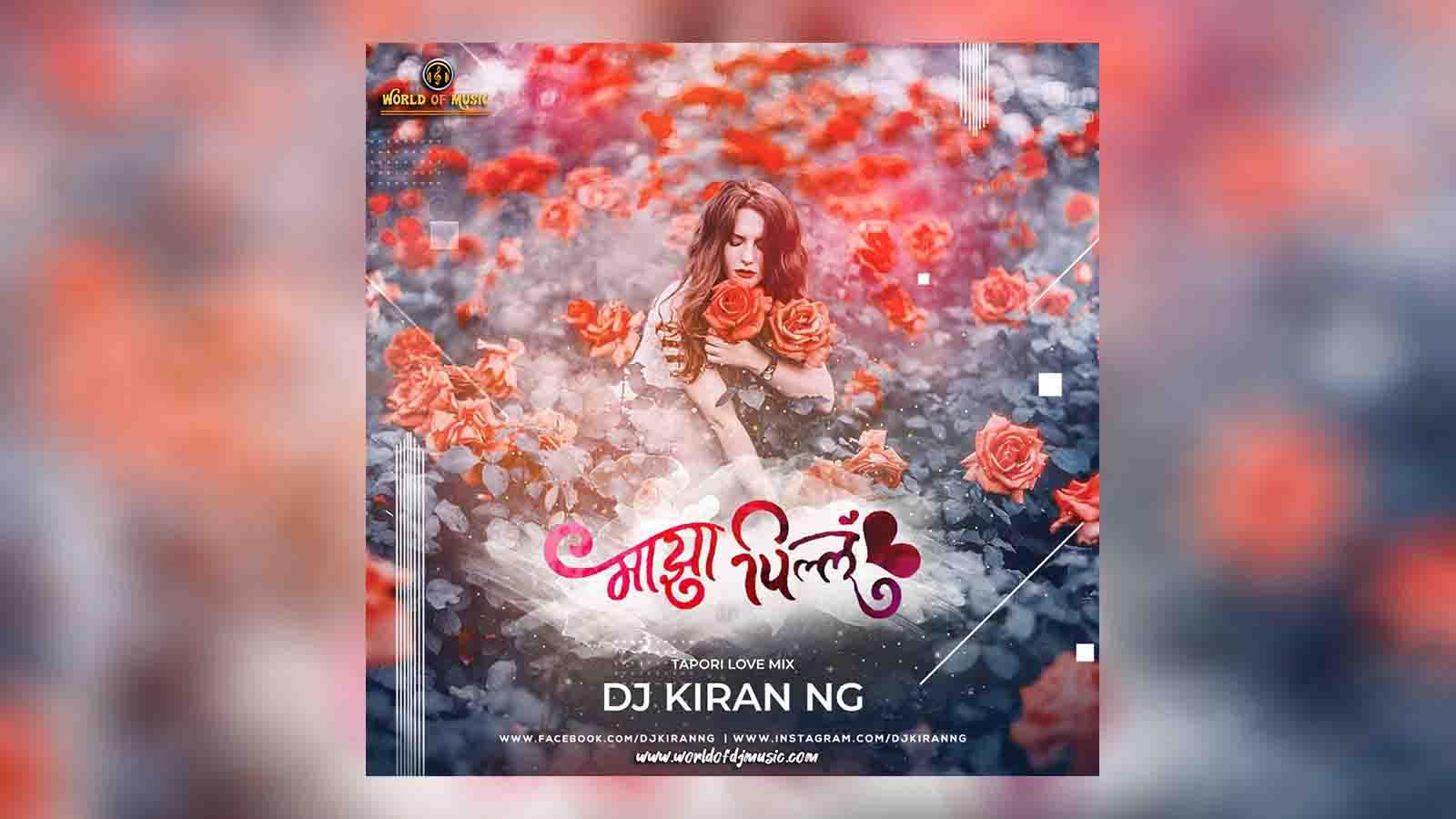 Majha Pillu Lay Bhari Distay (Tapori Love Mix) - Dj Kiran NG