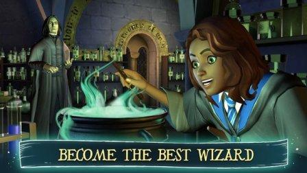 Free Download Harry Potter Hogwarts Mystery v Harry Potter Hogwarts Mystery v1.6.1 Mod Apk (Unlimited Coins)