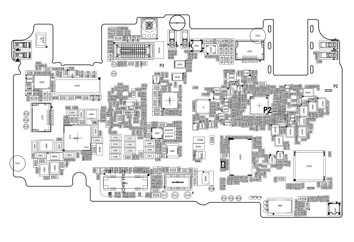 download schematic xiaomi redmi 3s