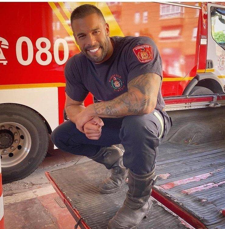 macho de bombero