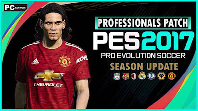 Unofficial Update PES Professionals Patch V6.2