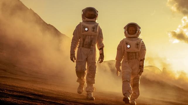 Космический авангард человечества. Статья о предстоящей космической экспансии человечества. Автор Андрей Климковский.