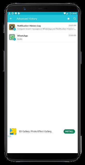 Mesej WhatsApp Yang Dah di DELETED - Masih Boleh Kantoi | TUTORIAL