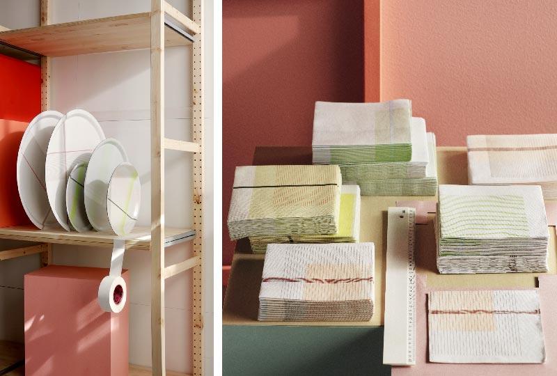 accessori collezione LYSKRAFT IKEA