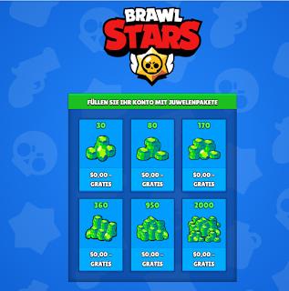 Brawlersog.com Get fre gems Brawl stars from brawlersog com