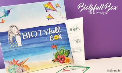 """BIOTYfull Box """"La Protégée"""" crème cheveux jolie"""