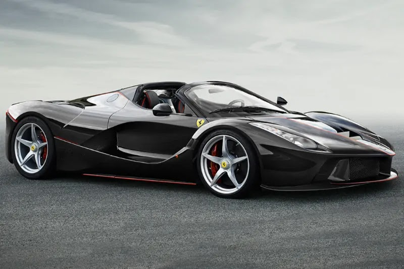 The 20 costliest Cars within the World