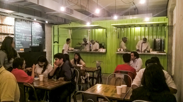 Kaboom Food Truck Casual Dining Mumbai India