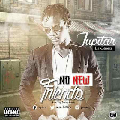 LYRICS: Jupitar – No New Friends (Lyrics)