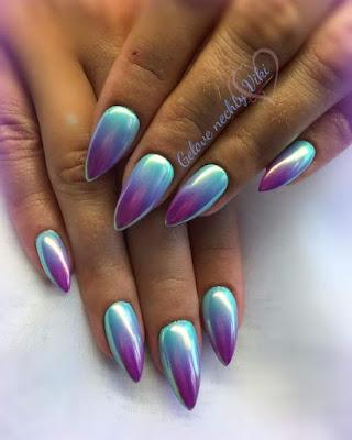 As unhas metálicas