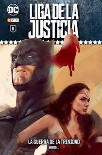 Liga de la Justicia: Coleccionable semanal tomo6