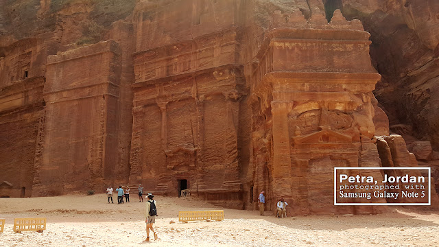 Petra Kings Tombs