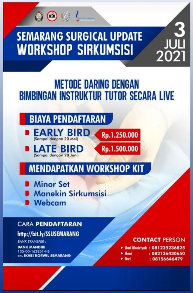 Semarang Surgical Update Workshop Sirkumsisi