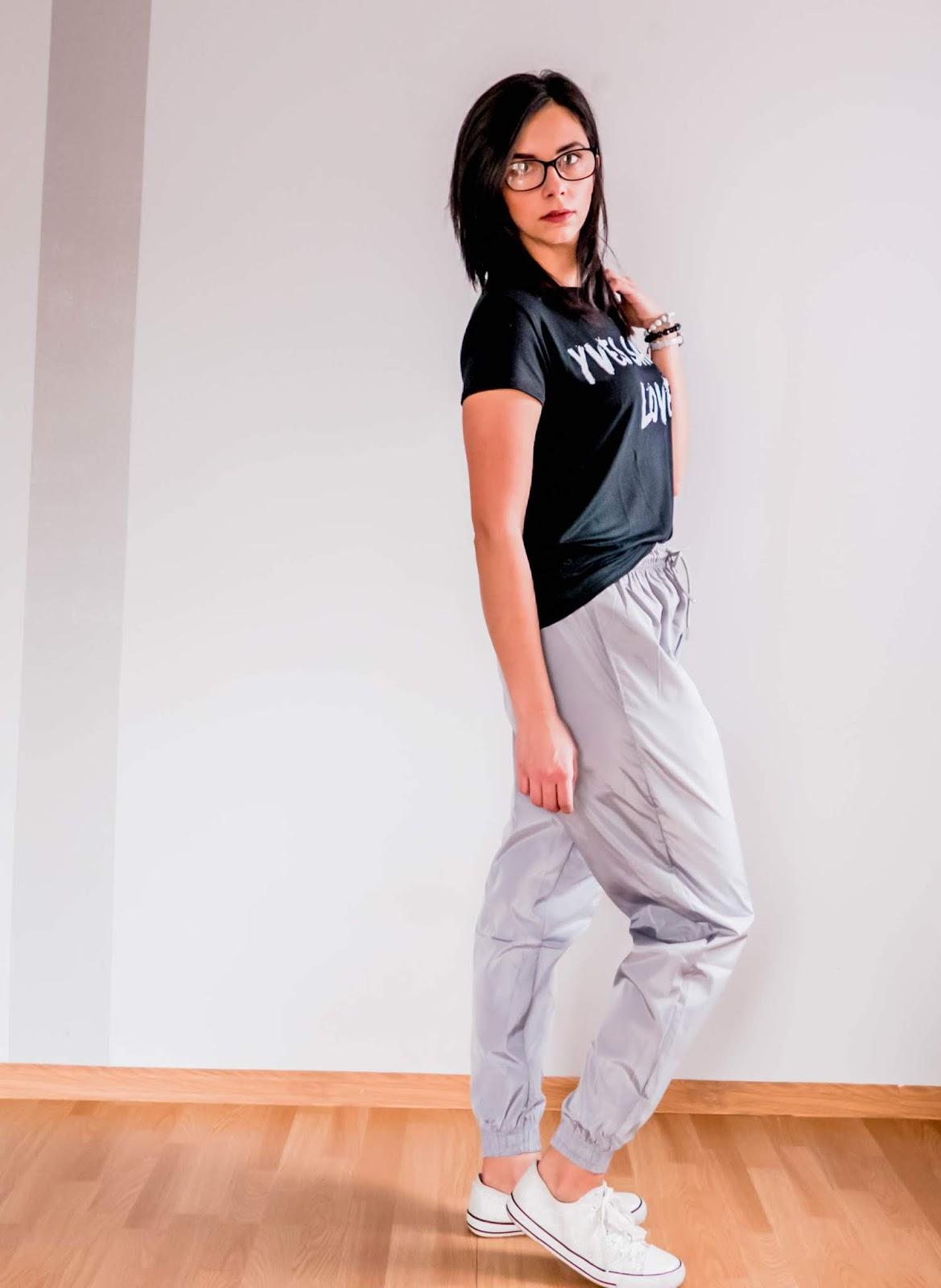 sportowe spodnie