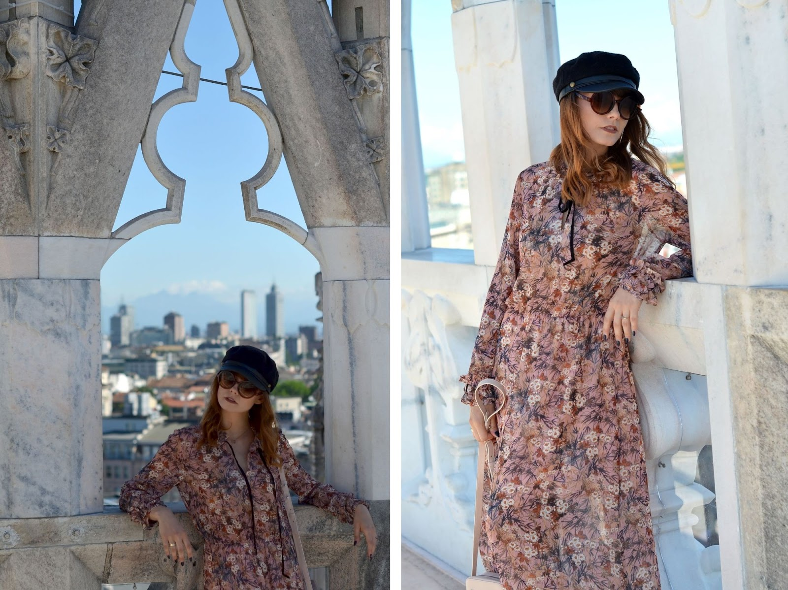jak nosic maxi | dluga sukienka | blog modowy
