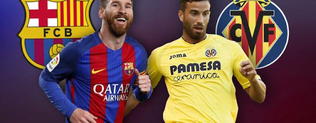 مشاهدة مباراة برشلونة وفياريال بث مباشر الدوري الاسباني /برشا وفياريال مباشرة