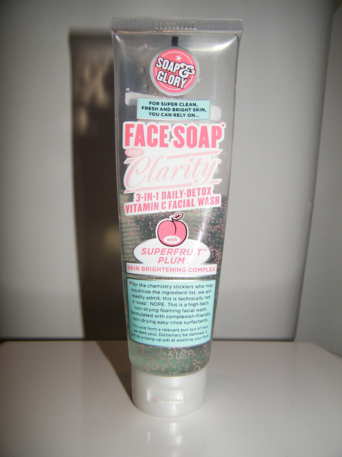 Soap and Glory Clarity Face Soap