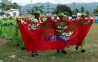 Pawai Taaruf Meriahkan Puncak Perayaan 1 Muharram di Libureng