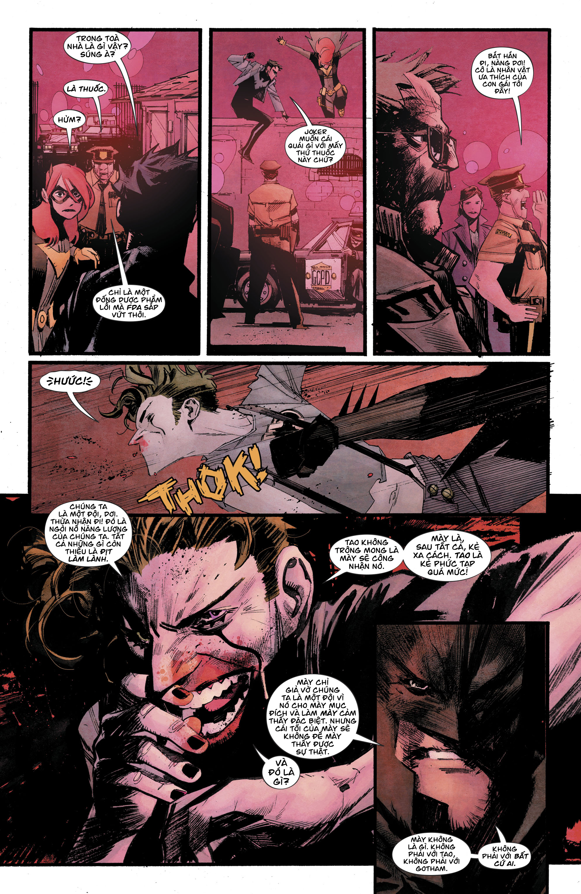 Batman: White Knight - Hiệp Sĩ Minh Bạch