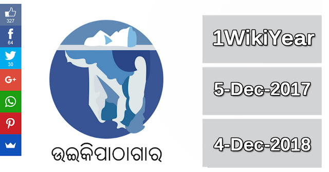 1WikiYear on Odia Wikisource