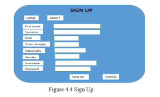 Figure 4.4 Sign Up