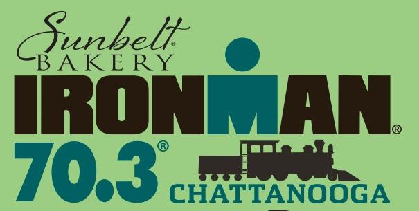 Ironman chattanooga 70.3 bib