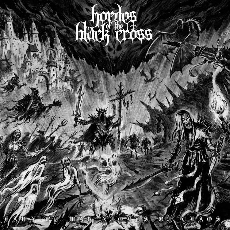 Hordes Of The Lunar Eclipse - Dancing Demons In The Grey-lit Glade