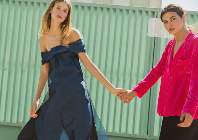 vestido invitada boda perfecta invierno otoño blog look dress wedding guest