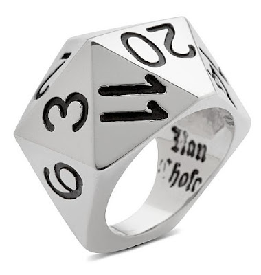 Polyhedral Ring