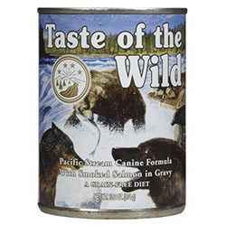 Taste of the Wild Pacific Stream Canned