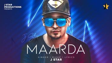 Maarda Lyrics - J Star   A1laycris