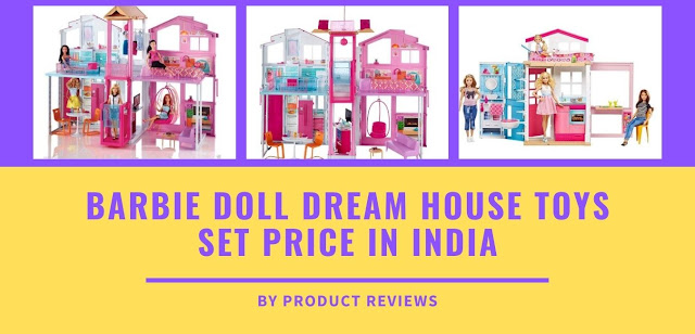 Barbie Doll Dream House toys set price India Barbie life in the dreamhouse Elevator party - amazon