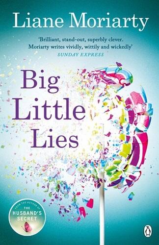 Big Little Lies by Liane Moriarty book pdf