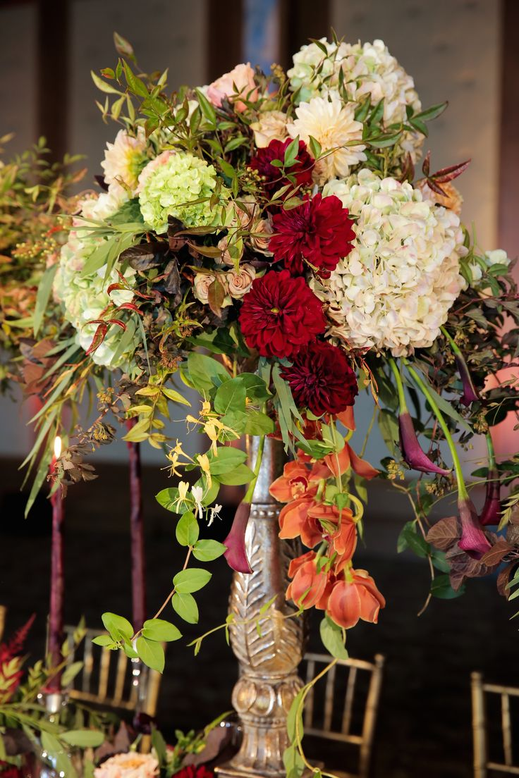Blooming Wedding Flower