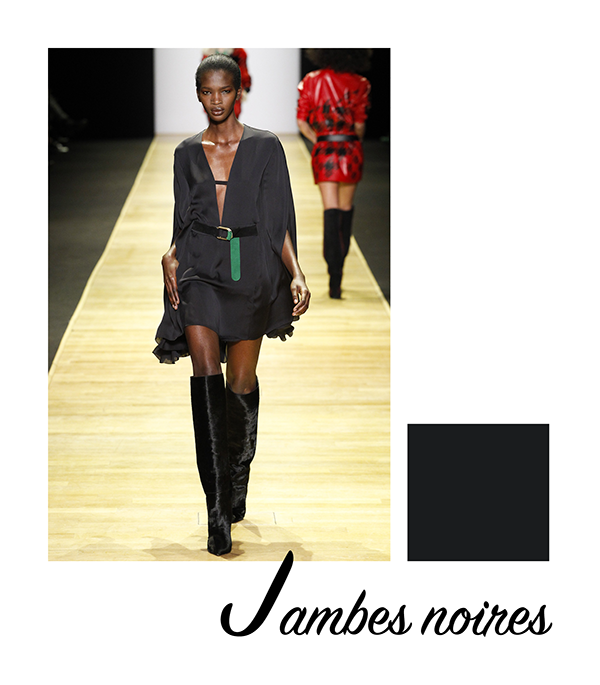 fashion weeks automne 2016 barbara bui bottes clemence m