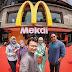 Mekdi dan Nasi Lemak kebanggaan rakyat Malaysia !