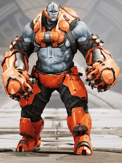 Steel hero paragon