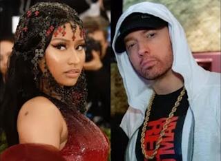Nicki Minaj Majesty Feat Eminem and Labrinth