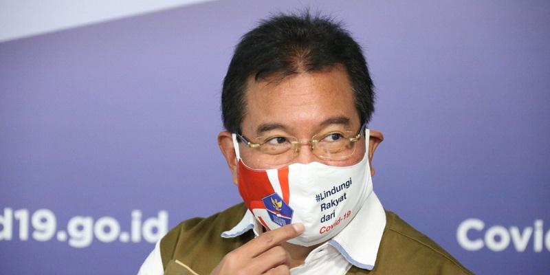 Pakar BNPB Ingatkan Masker Kain Sebaiknya Dipakai Maksimal Empat Jam