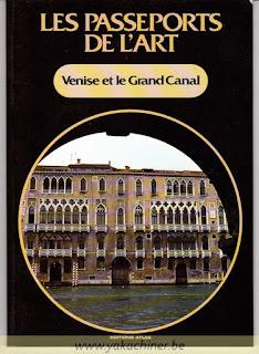 Venice et le grand Canal, 1986